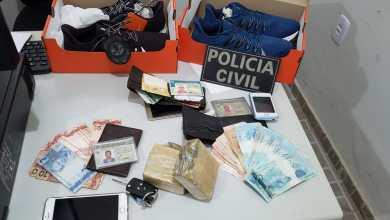 Foto de Polícia prende três pessoas na zona rural de Alcântara-MA