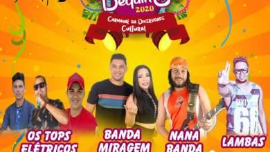 Photo of Carnaval de Bequimão começa neste sábado (22)