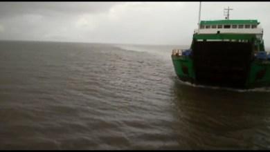 Photo of Time do Pinheiro estava no ferry boat na hora da colisão