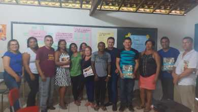 Foto de Prefeitura de Alcântara-MA realiza jornada pedagógica