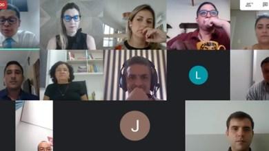 Foto de Promotores de Justiça debatem situação da Covid-19 nas regiões da Baixada e Zé Doca