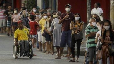 Foto de Brasil tem 291.579 casos confirmados e 18.859 mortes