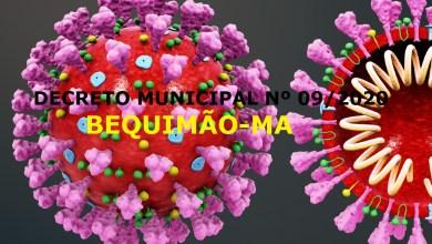 Photo of Novo decreto do prefeito Zé Martins mantém apenas serviços essenciais em Bequimão-MA