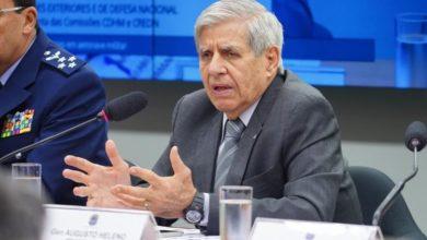 Photo of Augusto Heleno é denunciado à PGR por violação à Lei de Segurança Nacional