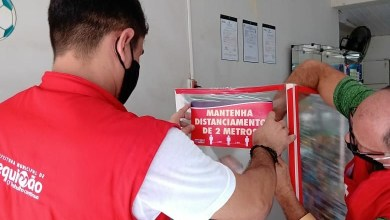 Foto de Prefeitura intensifica fiscalização ao comércio essencial em Bequimão