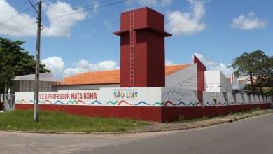 Photo of Por solicitação de Fátima Araújo, escola Mata Roma na Cidade Operária é reformada