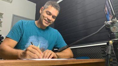 Foto de Jeisael assina Carta de Compromisso ao Saneamento Público de São Luís