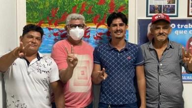 Foto de Vandinho do Mojó confirma apoio à pré-candidatura de João Martins