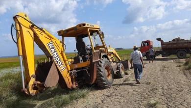 Foto de Prefeitura de Bequimão conclui reconstrução de barragem no povoado Mafra