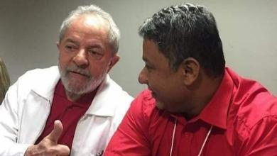 Foto de Ex-presidente Lula declara apoio a Rubens Jr