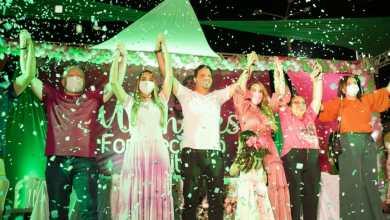 Foto de Com Ana Paula Lobato, na vice, Pinheiro terá empoderamento feminino