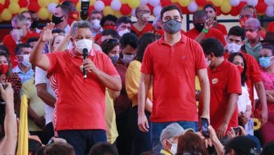 """Photo of """"Lula e Flávio Dino estão contigo Rubens"""" diz Honorato Fernandes"""