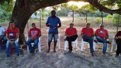 Foto de João Martins e Magal reúnem com moradores de Juraraitá e Carrapicho