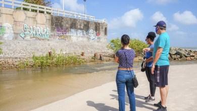 Foto de Neto diz que balneabilidade das praias será prioridade em sua gestão