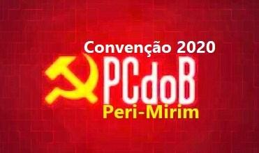 Foto de Peri-Mirim: Convenção do PCdoB será nesta terça-feira (15), às 14h30