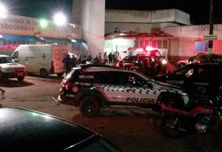 Foto de Policial é baleado no bairro Cohab em São Luís-MA