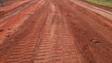 Foto de Prefeitura de Alcântara continua recuperando estradas vicinais