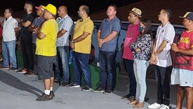 Foto de ALCÂNTARA-MA: Anderson reúne com moradores da Vila Airton
