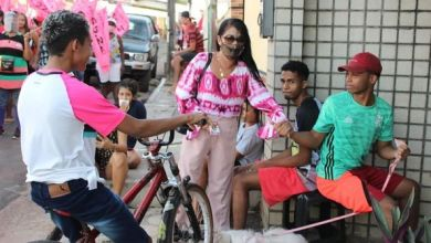 Foto de Agenda de Fátima Araújo atinge bairros carentes de São Luís