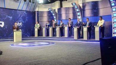 Foto de O Duarte Jr que elogiou Yglésio em 2013, não é o mesmo que criticou durante debate na TV