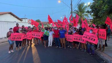 Foto de Fátima Araújo faz caminhada no Ipem São Cristóvão