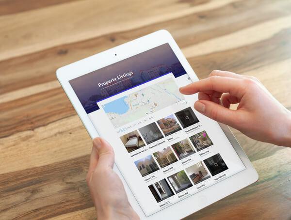 cg real estate mobile first web design g7 studios