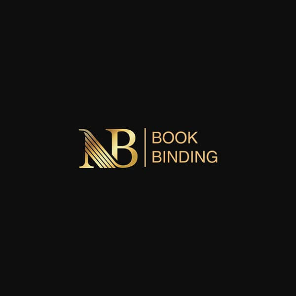 nb bookbinding logo design g7 studios