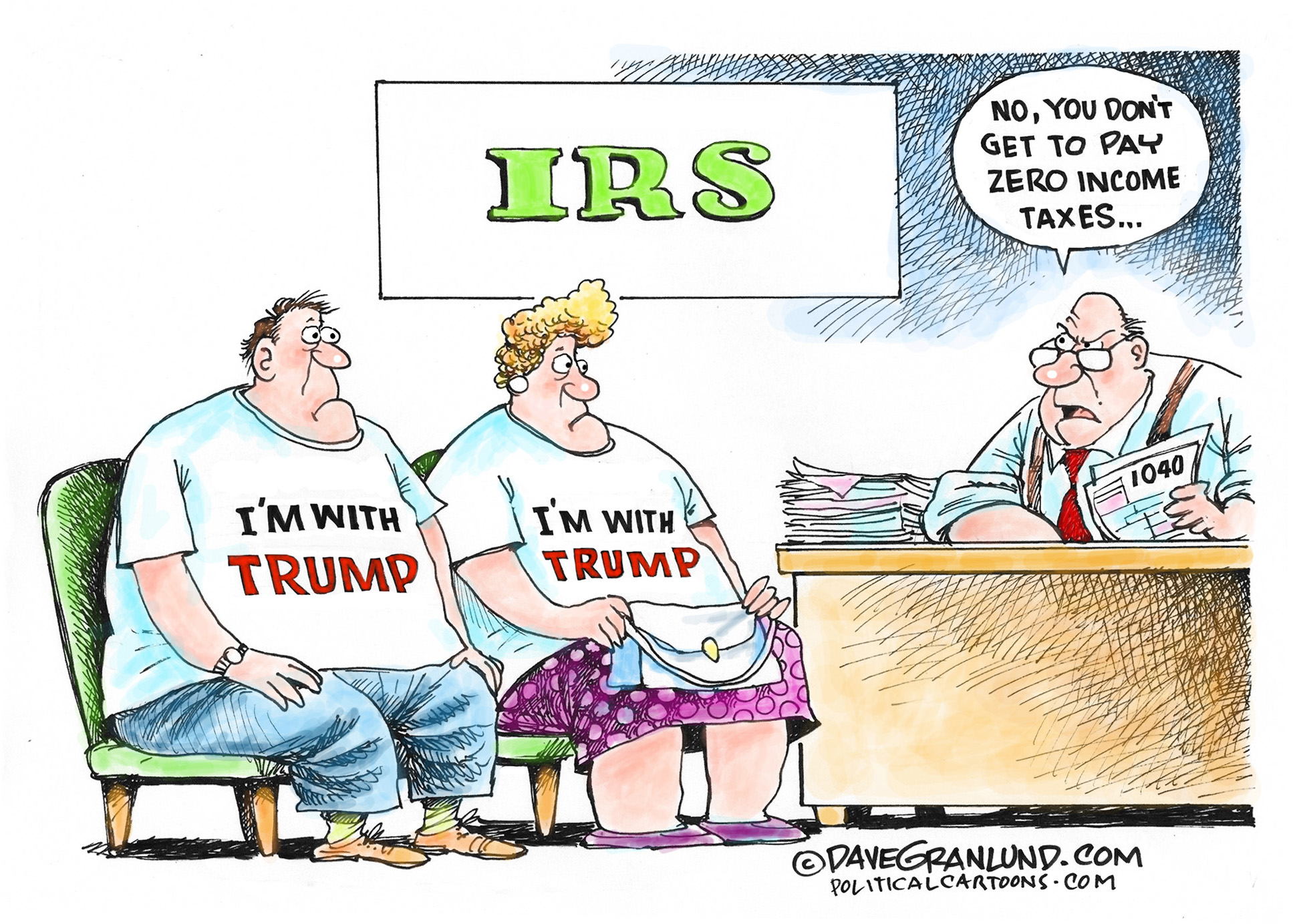 Image result for cartoon's trump's tax framework