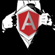 AngularJS Meetup Atlanta logo