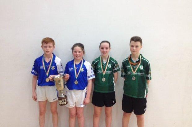 GAA Handball Gael Linn Champions 2018