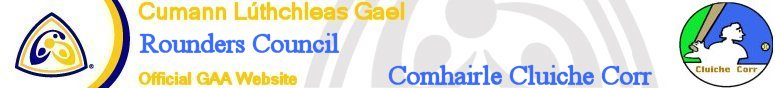 GAA Rounders Council Banner