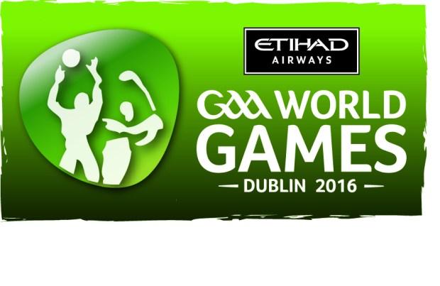GAA World Games 2016 Logo
