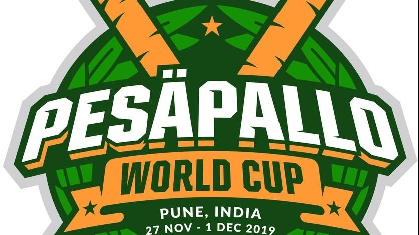 Pesapallo World Cup 2019 Logo