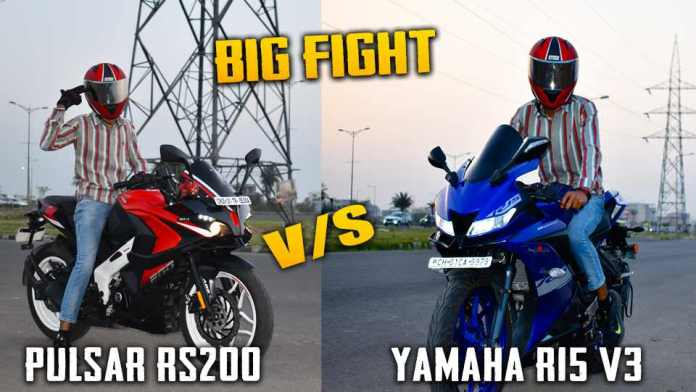 yamaha r15 vs rs200