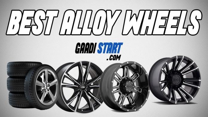 alloys wheel design