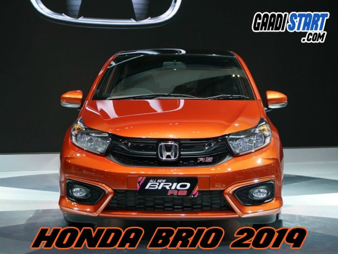 new hinda brio