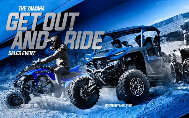 Yamaha side by side