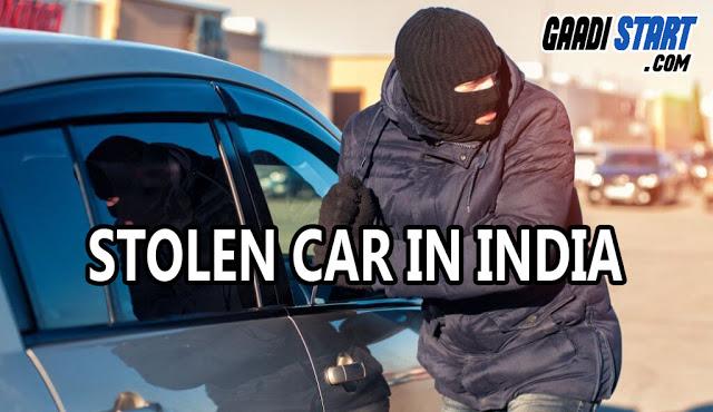 car stole