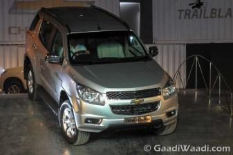 Chevrolet Trailblazer India-2