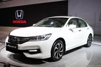 New Generation Honda Accord Hybrid 5