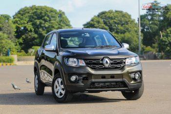 Renault Kwid 1.0L (1000cc) Review-24