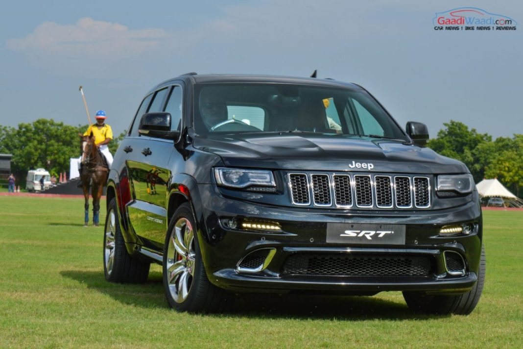 jeep grand cheorkee srt india launch-3