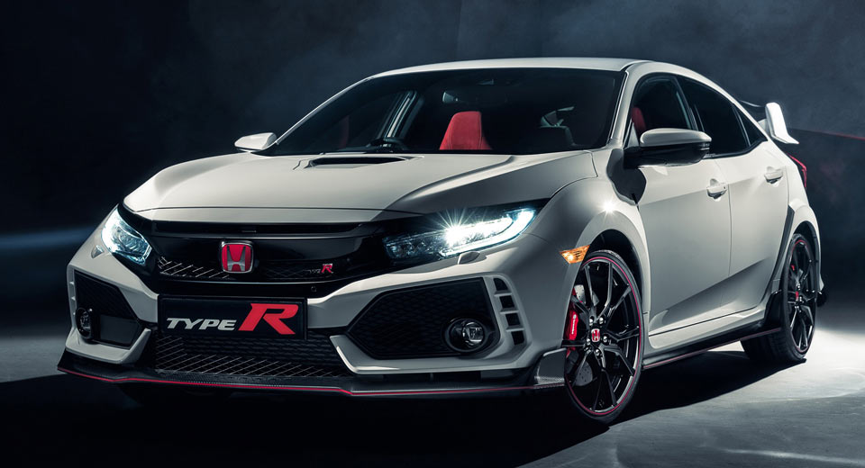 Honda 2018 Civic Type R