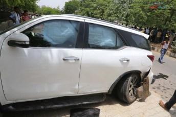 new fortuner accident india-14