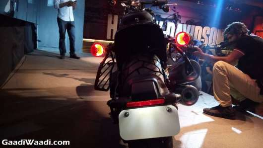 2018 Harley Davidson Fat Bob Launched In India 9 (2)
