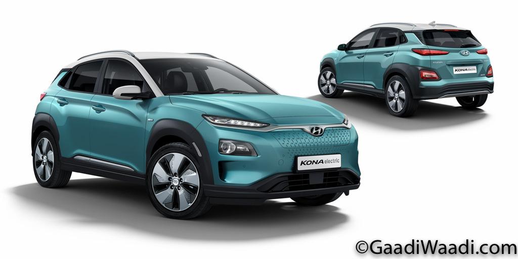 2019 Hyundai Kona EV India Launch, Price, Specs, Battery, Range, Features, Interior, Booking