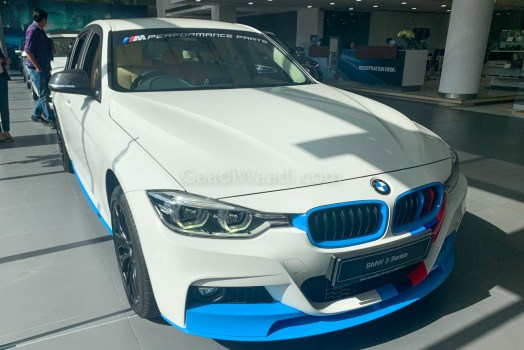 This Dealer-Level BMW 3-Series Custom Body Kit Costs Rs. 5 Lakh-11