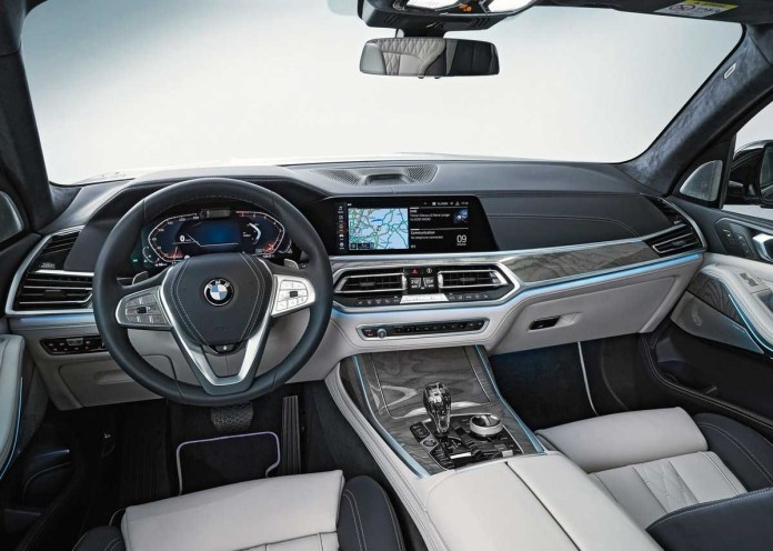 2019 BMW X7 Launched In India, Price, Specs, Interior, Features 5