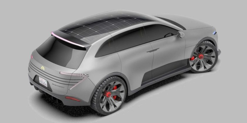 Humble One Electric SUV 10