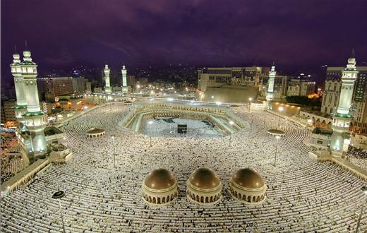 Masjidka-barakaysan-ee-Xaramka-Saudi-Arabia